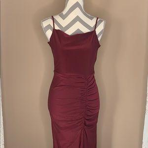 Speechless long dress